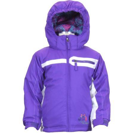 Snow Dragons Split Ski Jacket (Toddler Girls') -