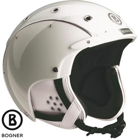 Bogner Pure White Helmet (Adults') -