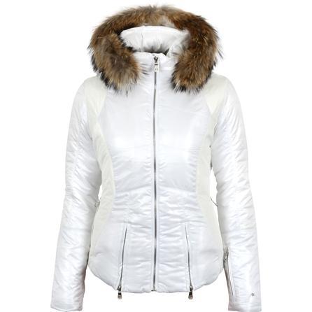 Diamond in the Snow Ying-Yang Down Ski Jacket (Women's) -