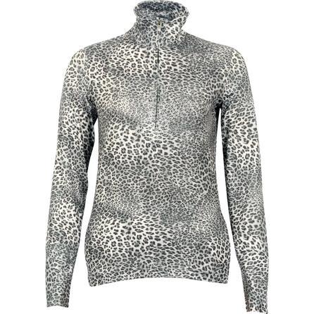 Diamond in the Snow Leo Thermal Top (Women's) -