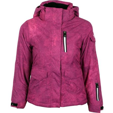 Killtec Minu Insulated Ski Jacket (Girls') -