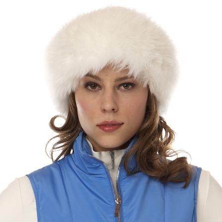 M.Miller White Fox Headband (Women's) -