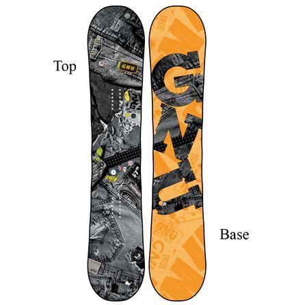 GNU Riders Choice C2BTX Wide Snowboard (Men's) -