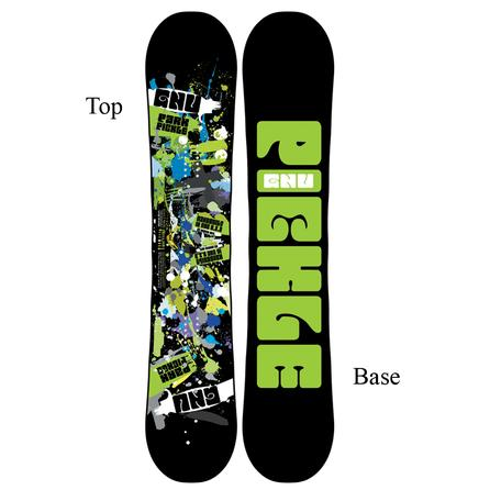 Gnu Park Pickle BTX Snowboard (Men's) -