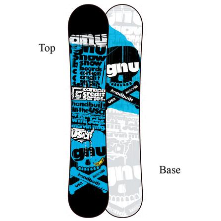 Gnu Carbon Credit BTX Snowboard (Men's) -