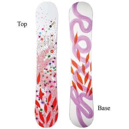 Roxy Silhouette BTX Snowboard (Women's) -