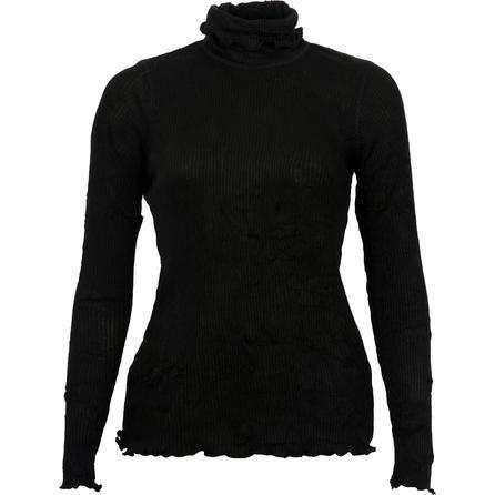 Sno Skins Crinkle Rib Thermal Top (Women's) -