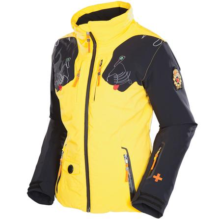 Rossignol JCC Game Panther Insulated Ski Jacket (Women's) -