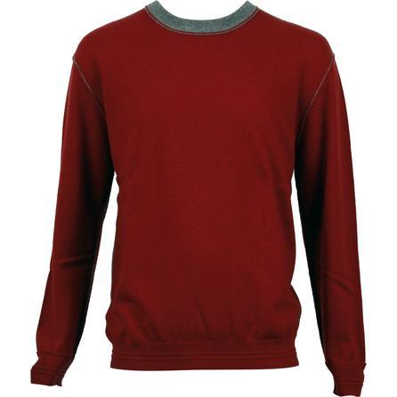 Bugatchi Crew Cashmere Sweater (Men's) -