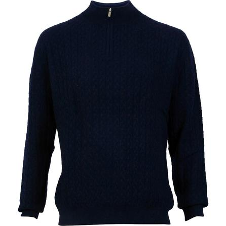 Bugatchi 1/2-Zip Cashmere Sweater (Men's) -