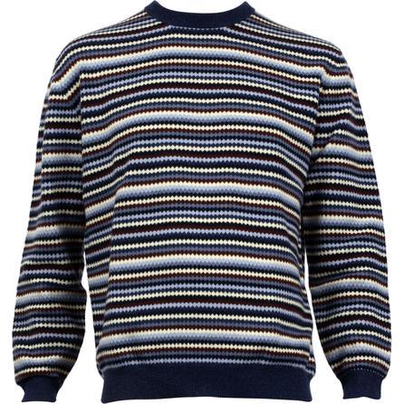 Bugatchi Stripe Cashmere Sweater (Men's) -