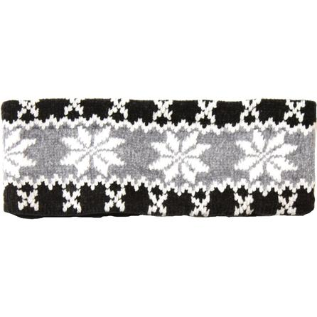 Elan Blanc Snowflake Headband (Women's) -