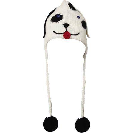 Elan Blanc Animal Earflap Hat (Kids') -