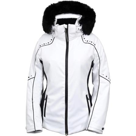 MeCo Paige Insulated Ski Jacket with Faux Fur (Women's) -