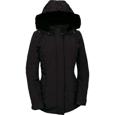 MeCo Lauren Insulated Ski Jacket with Faux Fur (Women's) -