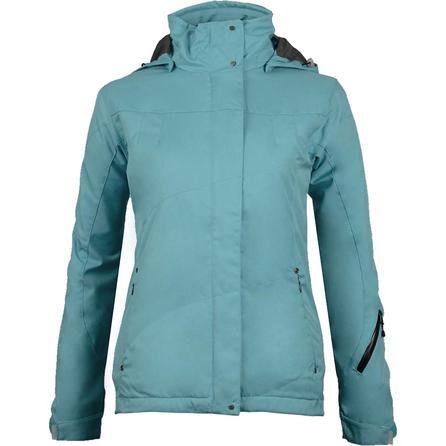 White Sierra Snow Angel 3-in-1 Ski Jacket (Women's) -