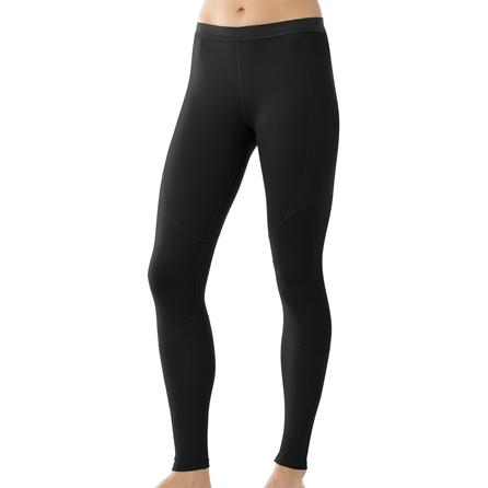 SmartWool Lightweight Baselayer Bottoms (Women's) - Black