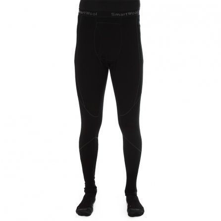 SmartWool Lightweight Baselayer Bottoms (Men's) - Black