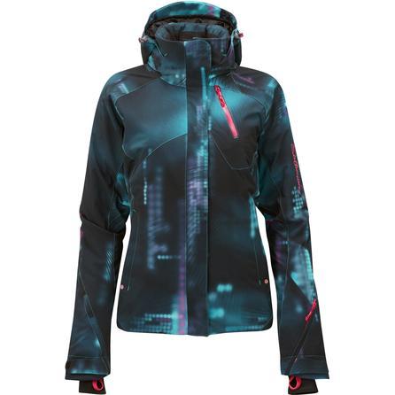 Salomon Brilliant Insulated Ski Jacket (Women's) -