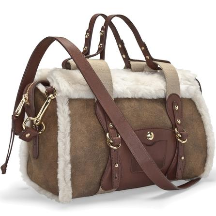 UGG Shearling Doctor Bag (Women's) -