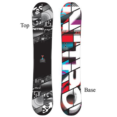 Nitro Team Snowboard (Men's) -