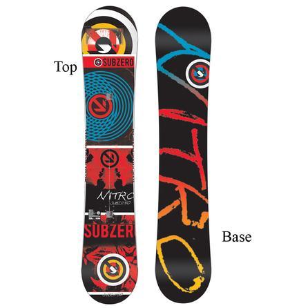 Nitro Sub Zero Snowboard (Men's) -