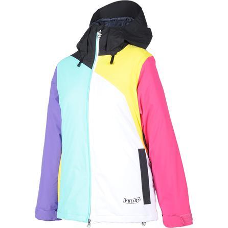 Volcom Yale Insulated Snowboard Jacket (Women's) -