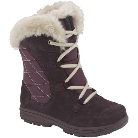 Columbia Ice Maiden Lace-Up Boot (Youth Girls') -
