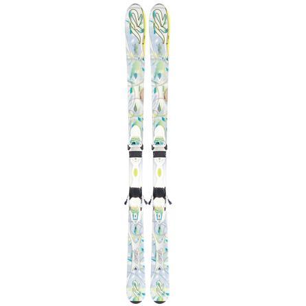 K2 Superific Ski System with Bindings (Women's) -
