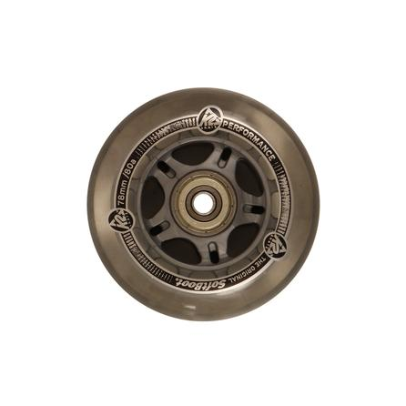 K2 78mm Inline Skate Wheel and Bearing 8-Pack Kit -
