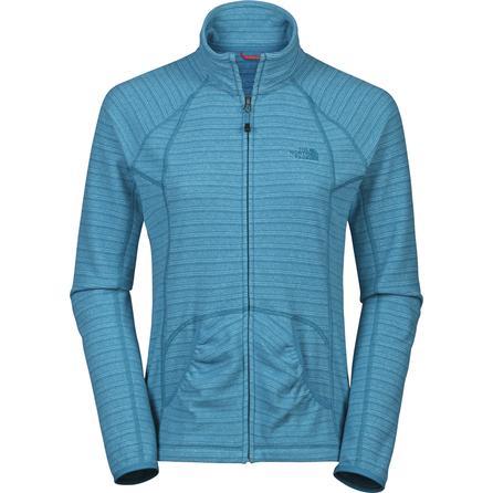 The North Face TKA 100 Stripe Masonic Fleece Jacket (Women's) -