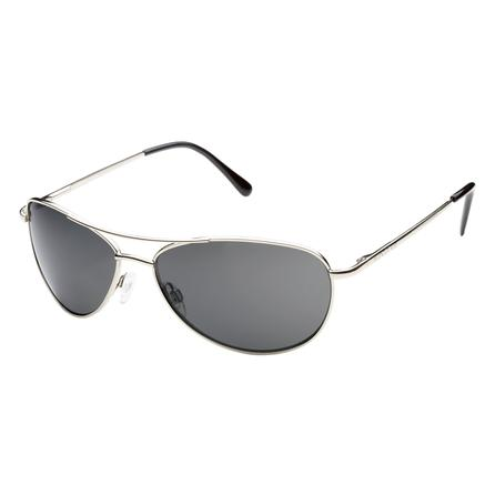 Suncloud Patrol Polarized Sunglasses (Adults') - Silver