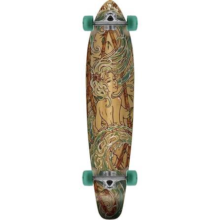 Globe Kaguya Longboard Skateboard  -