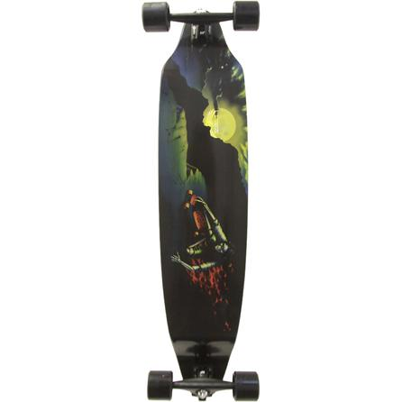 Dregs 42 Double D Longboard Skateboard -