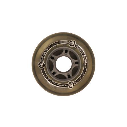 K2 80mm Inline Skate Wheel 4-Pack  -