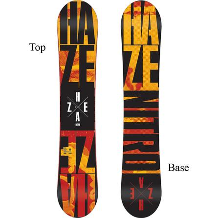 Nitro Haze Snowboard (Men's) -