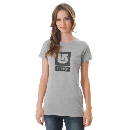 Burton Logo Fill T-Shirt (Women's) -