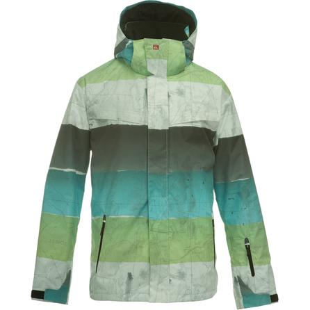 Quiksilver Last Mission Insulated Snowboard Jacket (Men's) -