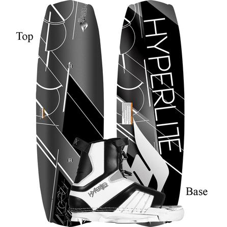 Hyperlite 134 Forefront Wakeboard Package with 7-11 Remix Boots (Men's) -