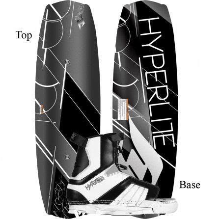 Hyperlite 139 Forefront Wakeboard Package with 7-11 Remix Boots (Men's) -