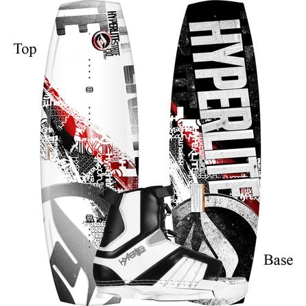Hyperlite 130 State Wakeboard Package with 7-11 Remix Boots (Men's) -