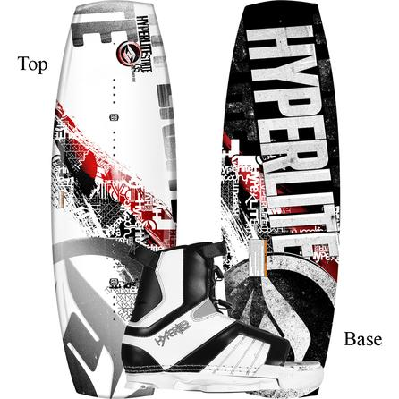 Hyperlite 135 State Wakeboard Package with 7-11 Remix Boots (Men's) -