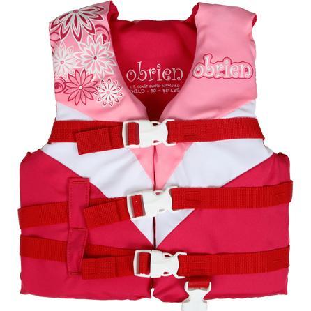 O'Brien Child Nylon Life Vest (Girls') -