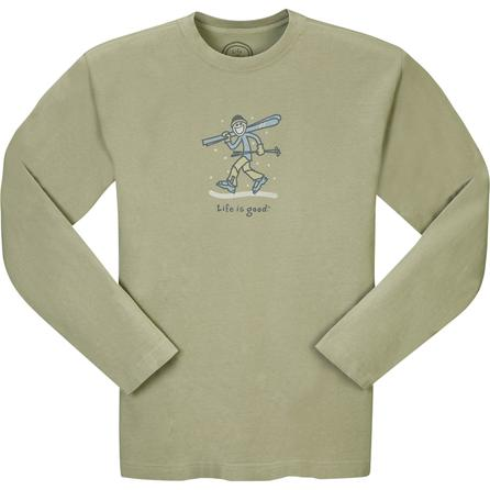 Life is Good Crusher Packed Day Long-Sleeve T-Shirt (Men's) -