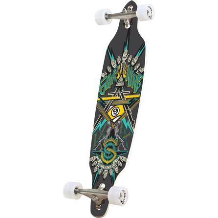 Sector 9 Freemason Longboard Skateboard -