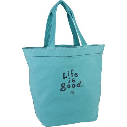 Life is Good Stacked Essentials Tote Bag -