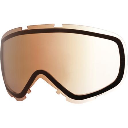 Smith RC36 Polarized Phenom/Phase Goggle Replacement Lens - Rose Copper Polarized