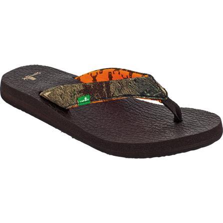 Sanuk Yoga Mat Mossy Oak Sandals (Women's) -