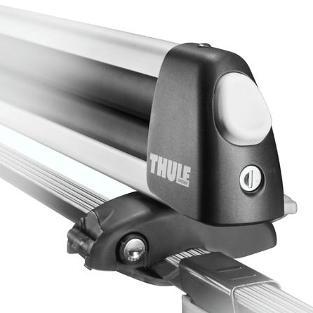 Thule Universal Flat Top 6 Ski and Snowboard Carrier -