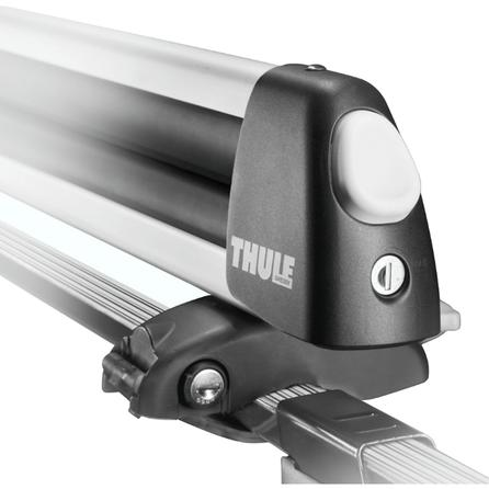 Thule Universal Flat Top 4 Ski and Snowboard Carrier -